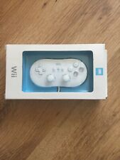 Official Nintendo Wii Classic Controller Brand New