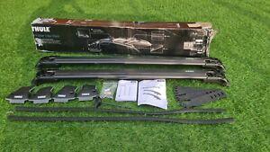 Thule 9585B Black Edition WingBar Edge Roof Bars - Unused