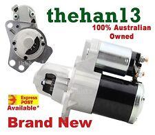 Starter Motor for Holden Statesman WK WL WM Commodore VZ VE V6 3.6L 04-14