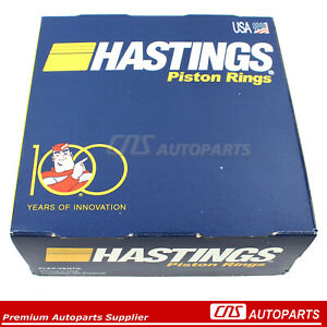 HASTINGS Piston Ring Fits Infiniti G35 M35 QX4 Nissan 350Z Pathfinder 3.5 VQ35DE