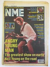 NEW MUSICAL EXPRESS NME MAGAZINE  4 MAY 1991  NEIL YOUNG    LS