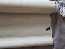 JOHN LEWIS Luxaflex Ivory Textured Roller BLIND W 55.7 cm x L 275 cm BNIB