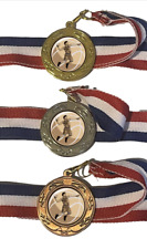 Basketball Player 40 mm Emperor Sports Medal ENGRAVED FREE