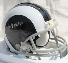 968233634c9 Roman Gabriel Los Angeles Rams NFL Original Autographed Items for ...