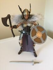 MYTHIC LEGIONS customised Freyja Viking Warrior - Four Horsemen