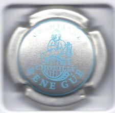 Capsule de champagne René GUE N° 6a