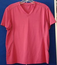 NIKE Fitness YOGA Exercise SPORTS TOP Pink w.LOGO Sz M