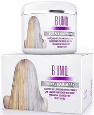 Purple Hair Mask For Blonde, Platinum & Silver Hair - 7.27 Fl. Oz / 215 ml