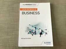 OCR GCSE (9-1) Business revision guide
