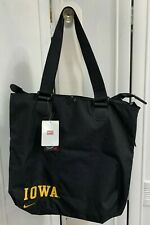NWT Nike College Football Iowa State Hawks Nike Core Tote Black Gold
