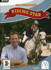 Tim Stockdale's Riding Star - Horse Riding Equestrian Dressage PC Game Brand New