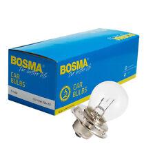 10 x Lámpara Bombilla Bosma P26S 12v 15w S3 Premium de la bola CERTIFICADO E