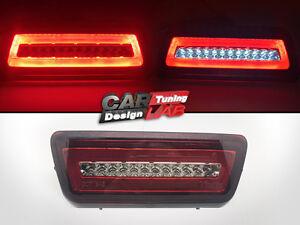 3 in 1 LED Rear Fog Light Backup Brake Light For Nissan Juke X-Trail Rougue