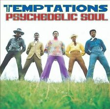 Psychedelic Soul by The Temptations (Soul CD) , 2 Discs, Universal Discs