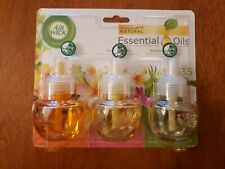 Air Wick Plug In Scented Oil Refills, Hawaii, Virgin Islands, Coconut Splash