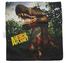 T-Rex Kissenbezug Jungen Kissen ohne Füllung Kinder Dinosaurier 40x40 cm Bezug