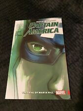Marvel - CAPTAIN AMERICA:  THE TRIAL OF MARIA HILL - Brand New - Never Read