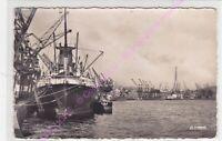 CPSM 76000 ROUEN Port Harbourg Edt LA CIGOGNE ca1953