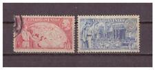 Tschechoslowakei, 40. Jahrestag Oktoberrevolution MiNr. 1046 - 1047, 1957 used