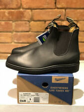 BLUNDSTONE DRESS BOOT CHISEL TOE  STYLE 068 COLOR BLACK LEATHER