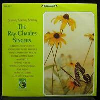 RAY CHARLES SINGERS spring spring spring LP VG+ MS507 Vinyl 1965 Record