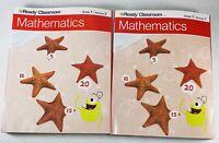 Ready Classroom Mathematics Grade 1 Student Edition Textbook Volume 1&2