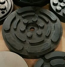 Qty 4 cascos 2post lift pads. Discount lift spares direct from manufacturer