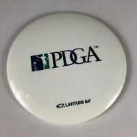 PDGA Member Disc Golf Explorer White Latitude 64 Fairway Driver 175g Membership