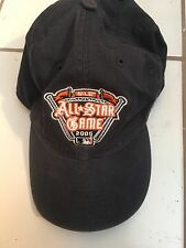 "MLB ALL-STAR GAME 2005 ADJUSTABLE BASEBALL HAT-""NEW"" ONE SIZE FITS ALL DETROIT"