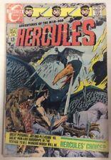 Hercules #6 (1968) Charlton Comics Series