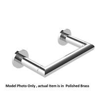 Newport Brass 36-28/ 03N Priya Double Post Toilet Tissue Holder - Polished Brass