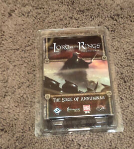 The Lord of the Rings LCG: The Siege of Annuminas Fantasy Flight Games