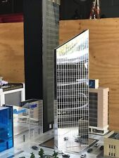N / HO Scale City Tower Building
