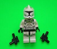 LEGO STAR WARS FIGURINES ### CLONE TROOPER COMMANDANT ENSEMBLE DE 7913 ### =TOP