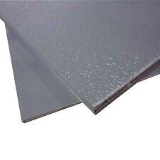 ABS Plastic Sheet Light Gray Vacuum Forming 1/8