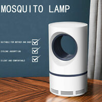 LED Electric Mosquito Zapper Killer Fly Insect Bug Trap Lamp Light Bulb Tool Kit