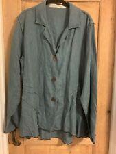 cynthia ashby Size Medium linen jacket