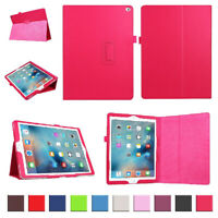 Magnetic Leather Folding Kickstand Smart Case For iPad Pro 9.7 10.5 11 12.9 inch