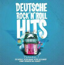 DEUTSCHE ROCK´N ROLL HITS 14 Titel  Ted Herold PETER KRAUS Alexander BEST OF Neu