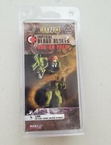 Mutant Chronicles Warzone Resurrection Imperial Blood Beret Upgrade Kit