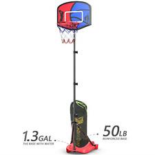 Basketball Hoop for Kids Set Adjustable Portable Basketball Set Basketball Stand