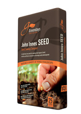 Evergreen Irish Peat John Innes Seed Sowing Compost 25L Greendays Horticulture