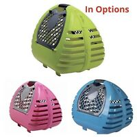 Pet Cat Carrier / Small Dog Transporter Large Carry Cage Box -Bag For Vet Travel