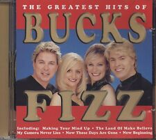 BUCKS FIZZ - The greatest hits of - CD 1998 NEAR MINT CONDITION