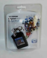 "Digital Photo Keychain 70 Color Photos 1.5"" LCD BLACK"