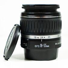 Canon 18-55mm F3.5-5.6 Lente Zoom EFS II