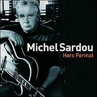 Hors format - Edition Digipack von Michel Sardou | CD | Zustand gut