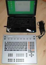 Heidenhain programmierplatz itnc 530 tnc640 M. TASTIERA U. PC, Versione completa COMPL