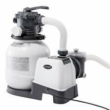 Intex 26646 Pompe À Sable 6000 L/h pour Piscine