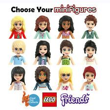 Genuine Lego Friends Used Mini Dolls / Minifigures | Pick From List